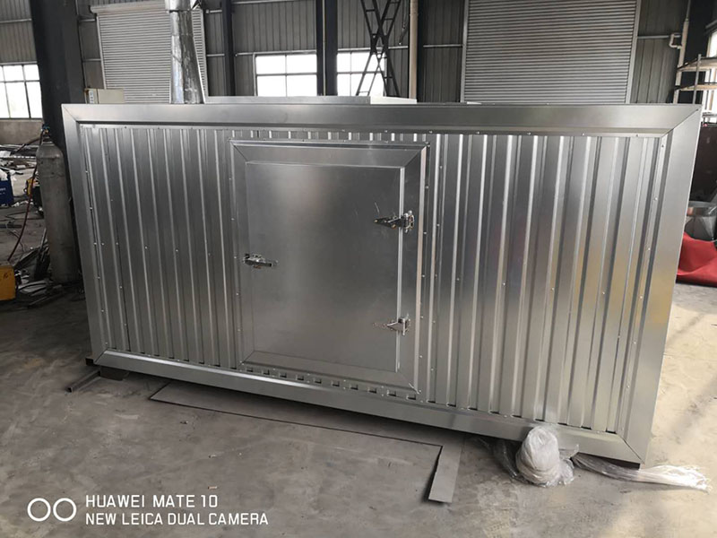 不锈钢热交换器