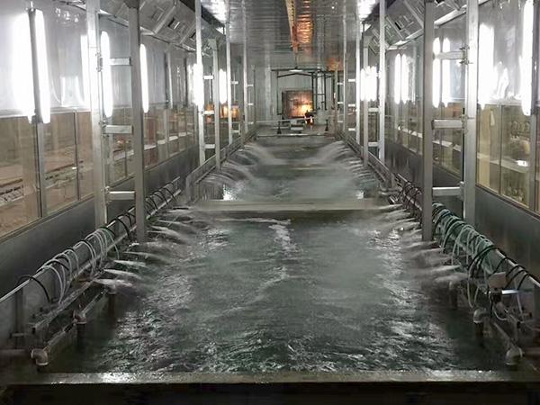 农机配件 电泳线
